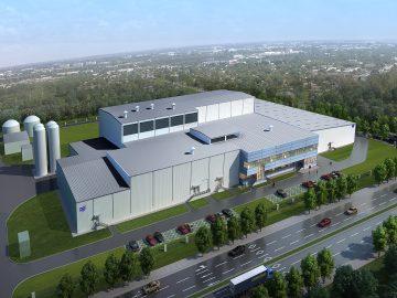 Thi công nhà xưởng sản xuất nhỏ tại Bình Tân – TP.HCM