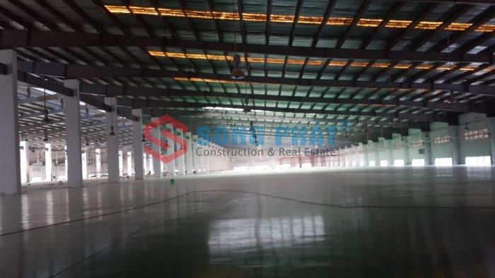 tiêu chuẩn thiết kế hệ thống chiếu sáng nhà xưởng