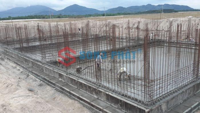 thiết kế hệ thống phòng cháy chữa cháy nhà xưởng
