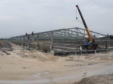 5 lưu ý quan trọng khi triển khai thi công xây dựng nhà xưởng