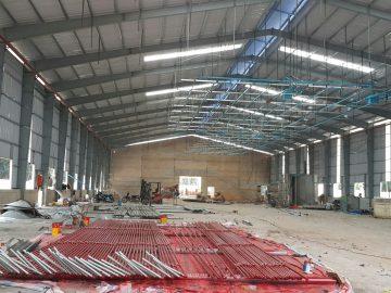 Dự án xây nhà xưởng cho thuê tại Đồng Nai