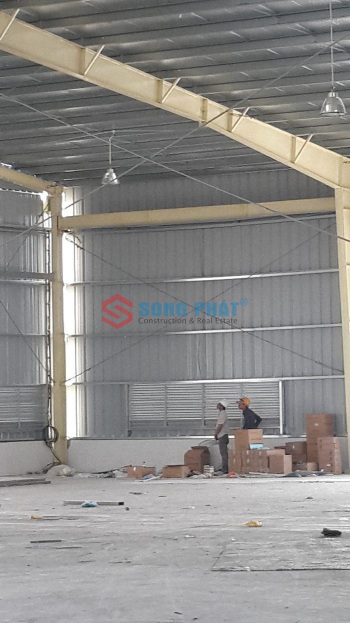 tiêu chuẩn xây dựng nhà máy
