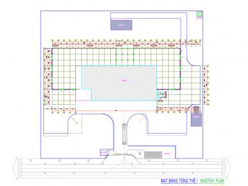 Xây dựng nhà máy thức ăn gia súc tại Cần Thơ