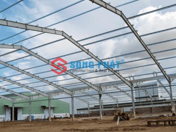 đơn giá xây dựng nhà thép tiền chế 2020