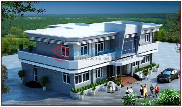 thiết kế mẫu nhà xưởng hiện đại năm 2020