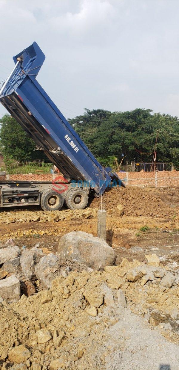đơn giá xây dựng xưởng khung thép
