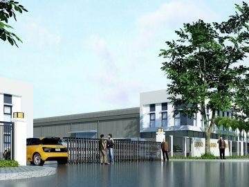 Xu hướng đầu tư xây dựng nhà xưởng trên đất cho thuê