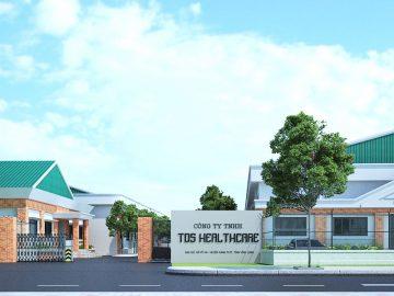 Dự án thiết kế nhà máy sản xuất vật tư y tế tại Vĩnh Long