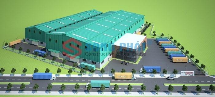 thiết kế xưởng đóng tàu