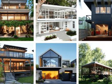 16 Ý tưởng nhà thép tiền chế đẹp cho kiến trúc 2021