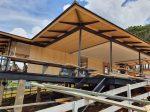 Thi công xây dựng homestay bằng khung thép tối ưu chi phí